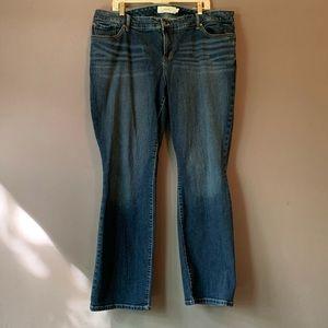 Torrid • Women's bootcut jeans. Size 20